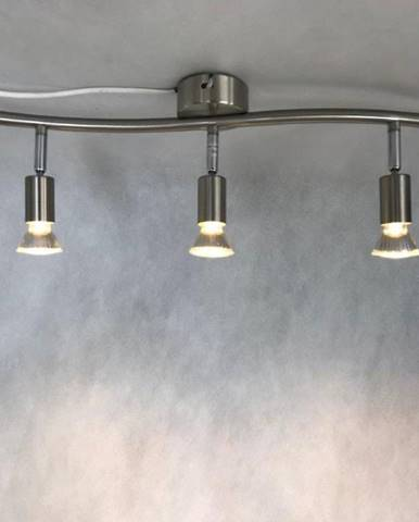 Lampa GU1001J-3S SAT  chróm LS3