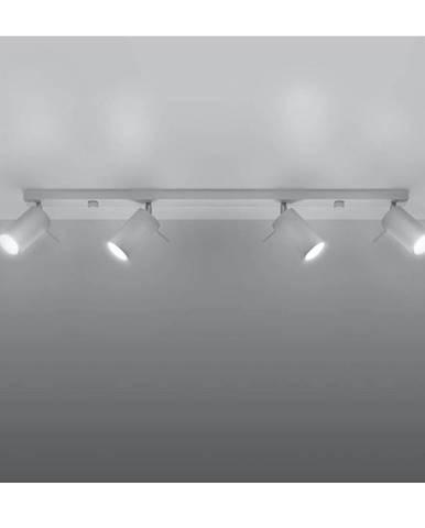 Stropná Lampa Oregon 4L WHITE A-331