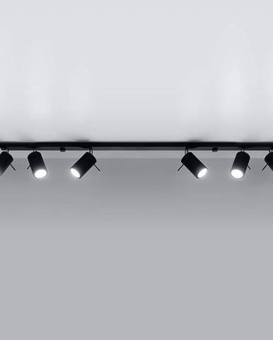 Stropná Lampa Oregon 6L BLACK A-334