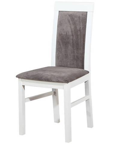 Stolička W118 biely newneapol 15