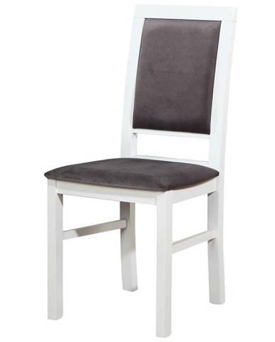 Stolička W98 biely kronos 22