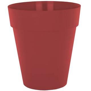 Kvetináč CAPRI HIGH 56 cm dark red