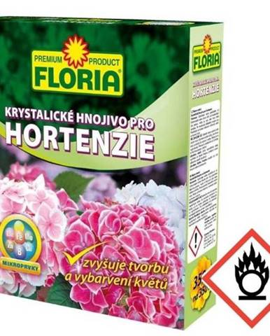 Hnojivo kryst. Na hortenzie 350g floria
