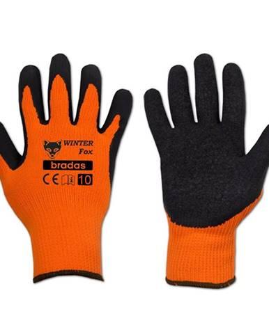 Ochranné rukavice Winter fox veľkosť 10