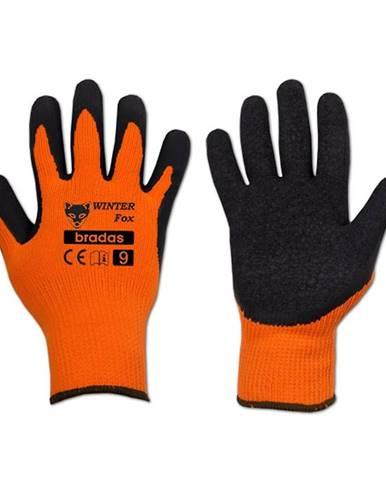 Ochranné rukavice Winter fox veľkosť 9