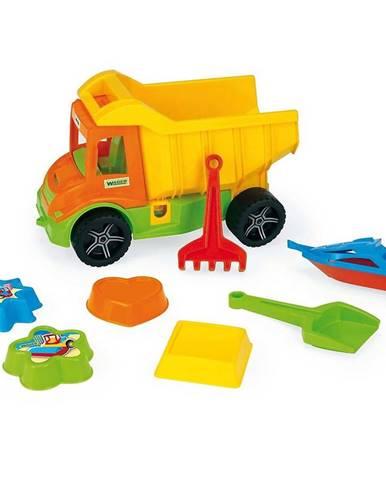 Nákladiak Multi Truck + sada doplnkov do piesku 70300