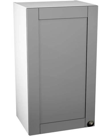 Kuchynská skrinka Linea G40 grey