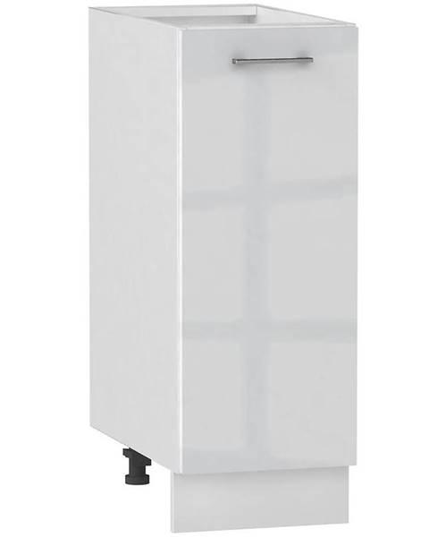 MERKURY MARKET Skrinka do kuchyne Alvico D30 P/L luxe blanco BB