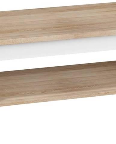 Beta konferenčný stolík sonoma svetlá