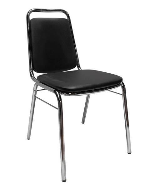Kondela Zeki konferenčná stolička čierna