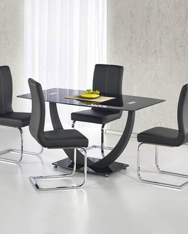 Anton jedálenský stôl čierna