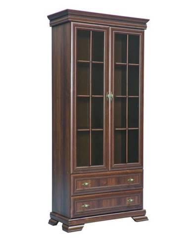 Kora KRW2 rustikálna vitrína samoa king