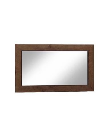 Tedy T17 zrkadlo na stenu dub lefkas