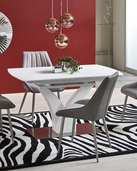 Halmar Palermo rozkladací jedálenský stôl biela