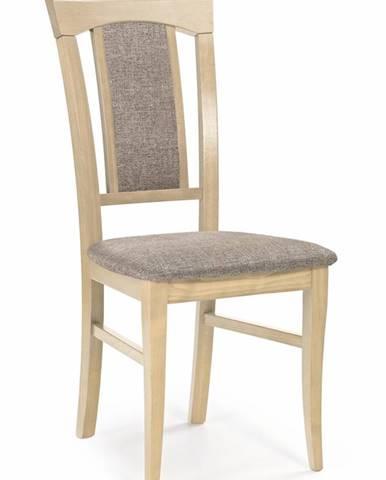 Konrad jedálenská stolička dub sonoma