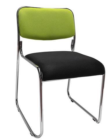 Bulut konferenčná stolička zelená