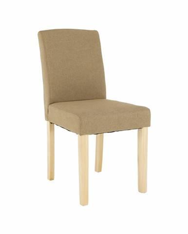 Seluna jedálenská stolička béžová