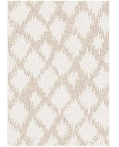 Libar koberec 100x150 cm krémová