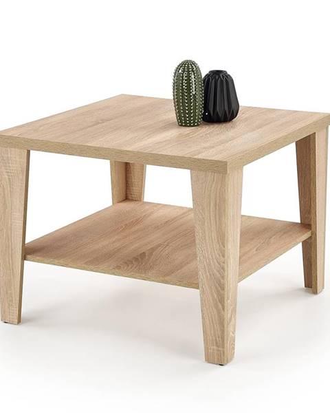 NABBI Muccia konferenčný stolík dub sonoma