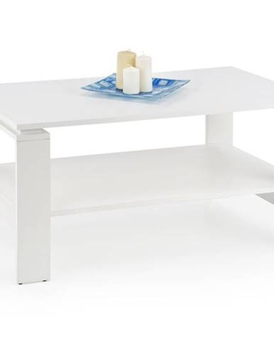 Arezzo konferenčný stolík biela