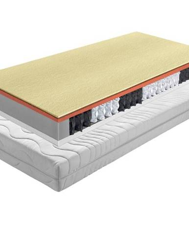 BE Palmea New obojstranný taštičkový matrac 140x200 cm pružiny
