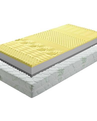 BE Tempo Visco obojstranný penový matrac 120x200 cm PUR pena