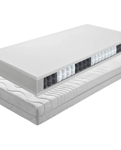 BE Texel Alergik New taštičkový matrac 160x200 cm pružiny