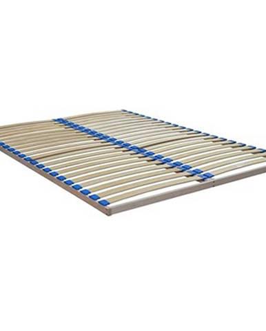 Stelar lamelový rošt 180x200 cm masívne drevo