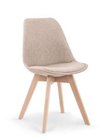 K303 jedálenská stolička béžová