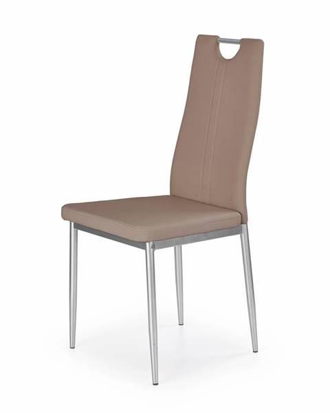 Halmar K202 jedálenská stolička cappuccino