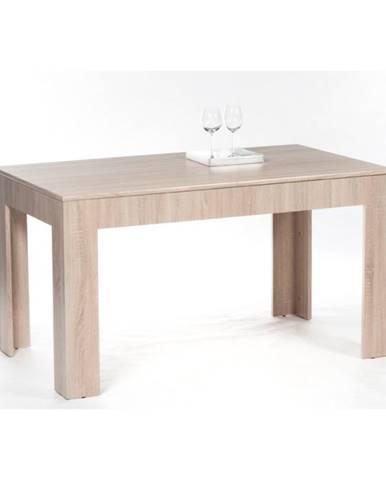 Admiral rozkladací jedálenský stôl dub sonoma