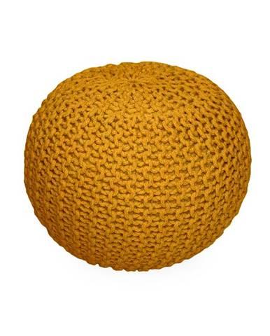 Gobi Typ 2 taburetka horčicová