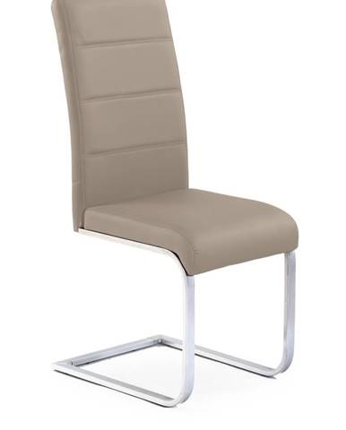 K85 jedálenská stolička cappuccino
