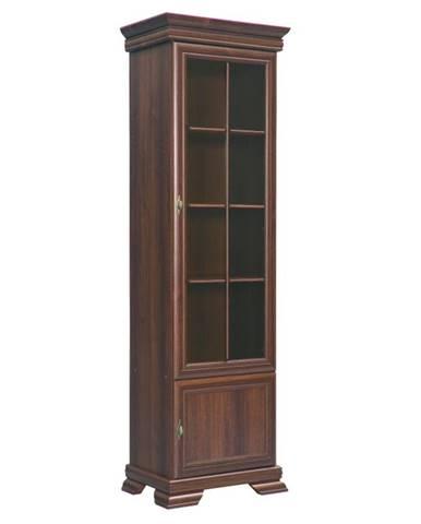 Kora KRW1 rustikálna vitrína samoa king