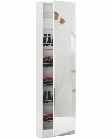 Kapater 305397 botník (skrinka na topánky) biela