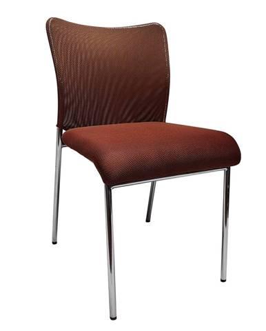 Altan konferenčná stolička hnedá