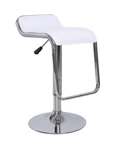 Ilana New barová stolička biela