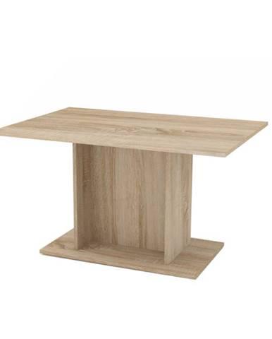Modern jedálenský stôl dub sonoma