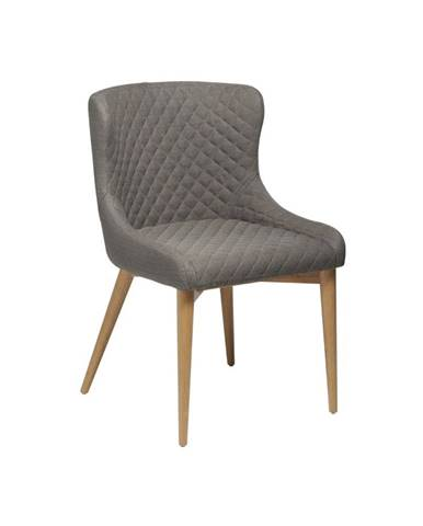 Svetlohnedá jedálenská stolička DAN-FORM Denmark Vetro