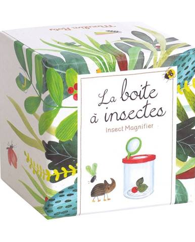 Škatuľka na hmyz so zväčšovacím sklíčkom Moulin Roty