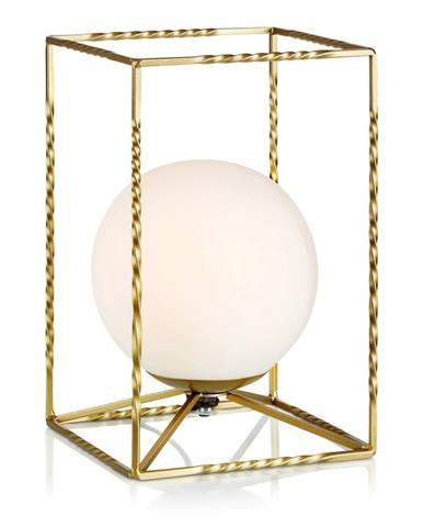 Stolná lampa v zlatej farbe Markslöjd Eve Table Gold