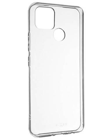Kryt na mobil Fixed na Realme 7i priehľadný