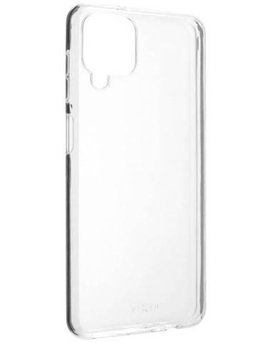 Kryt na mobil Fixed na Samsung Galaxy A12 priehľadný