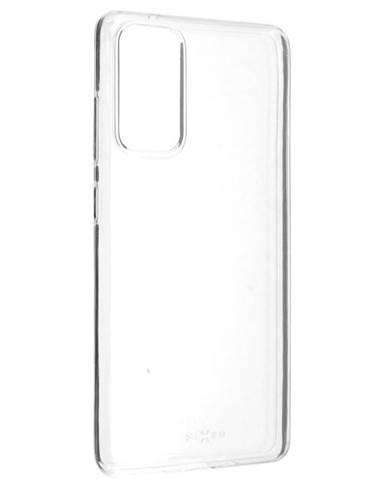 Kryt na mobil Fixed Skin na Samsung Galaxy S20 FE/FE 5G priehľadný