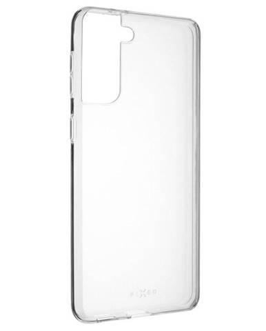 Kryt na mobil Fixed Skin na Samsung Galaxy S21+ 5G priehľadný