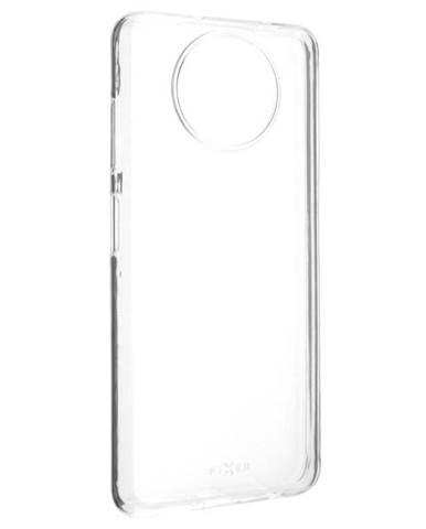 Kryt na mobil Fixed Skin na Xiaomi Poco X3 priehľadný