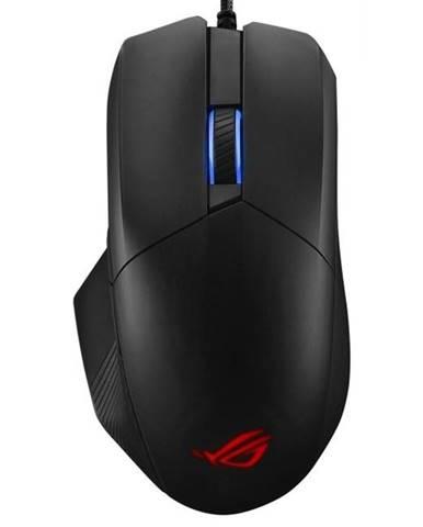 Myš  Asus ROG Chakram Core čierna