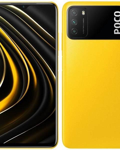 Poco Mobilný telefón Poco M3 128 GB žltý