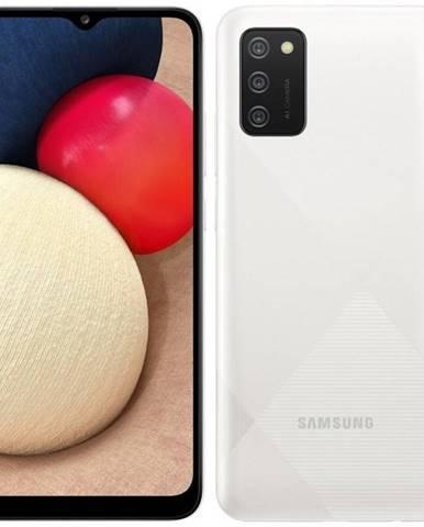 Mobilný telefón Samsung Galaxy A02s  biely