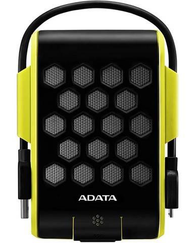 Externý pevný disk Adata HD720 1TB čierny/zelený